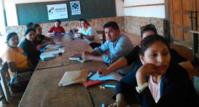 Municipios Chiquitanos se Capacitan en Planificación Municipal con Enfoque de Género