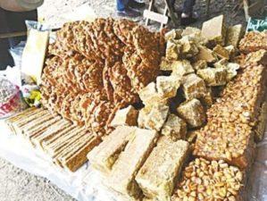 Manjares de San Javier llaman la atención de los viajeros