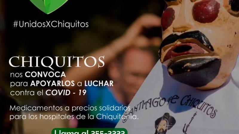 Campaña Solidaria para Hospitales de Chiquitos