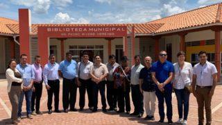 Chiquitos compartió su experiencia en gestión y desarrollo turístico con gobiernos municipales de Centro América y Bolivia