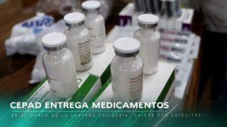 Hospital Municipal de San Ignacio de Velasco recibe insumos médicos
