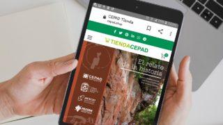 Tienda Virtual Solidaria de CEPAD