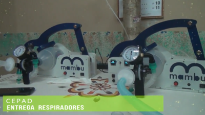 CEPAD ENTREGÓ 2 DISPOSITIVOS MAMBU AL HOSPITAL MUNICIPAL DE SAN IGNACIO DE VELASCO