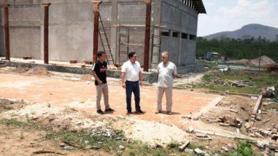 Avanza construcción del museo histórico y arqueológico de Santa Cruz la Vieja en San José